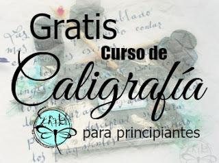 Curso caligrafía