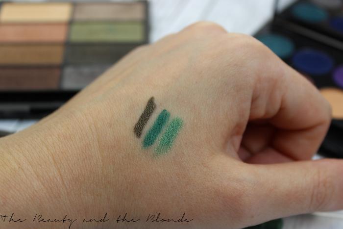 Kajal, Eyeliner, grün, Catrice, p2, Drogerie