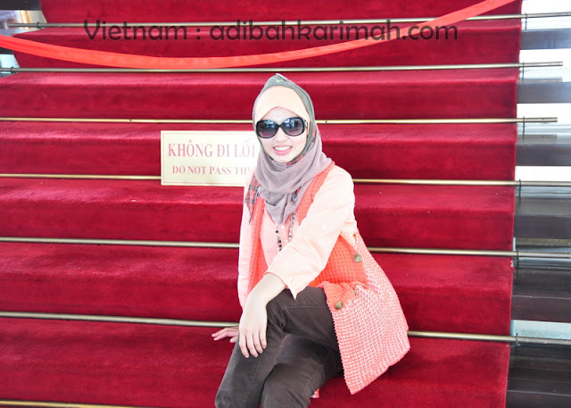 free trip to vietnam from hai-o for premium beautiful top agents dalam muzium