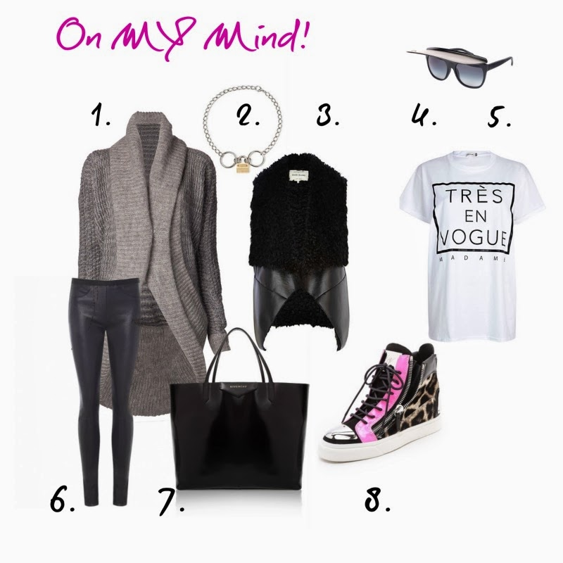 Giuseppezanoti, chanel, runway, trends, wishlist, shopping, helmutlang, leather, street-style, fashionblog, בלוגאופנה, תל-אביב, אופנה, שבוע אופנה
