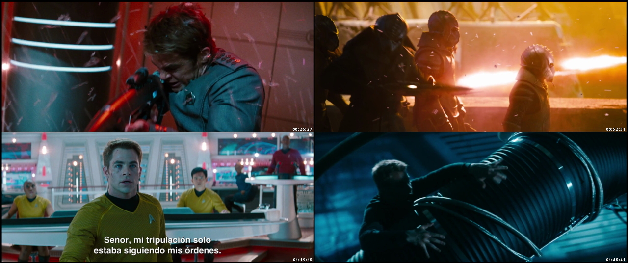 Star Trek Into Darkness 2013