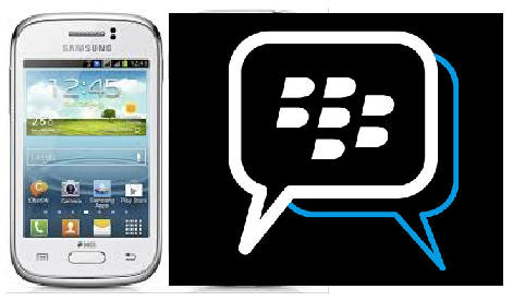 Download BBM For Android Samsung Galaxy Y (Young) |Note| Ace Gratis