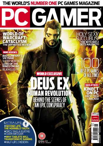 Download Revista PC Gamer Fevereiro 2011