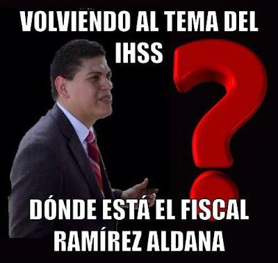 Corrupcion Honduras IHSS