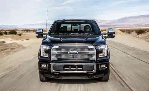 2015 Ford F-150 3.5L Ecoboost Release Date