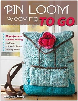 Now available - Pin Loom Weaving To Go