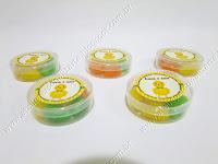 Lembrancinhas Personalizadas Pintinhos Amarelinhos - Latinhas / Potinhos