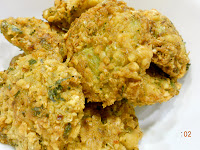 broccoli  parupu vadai