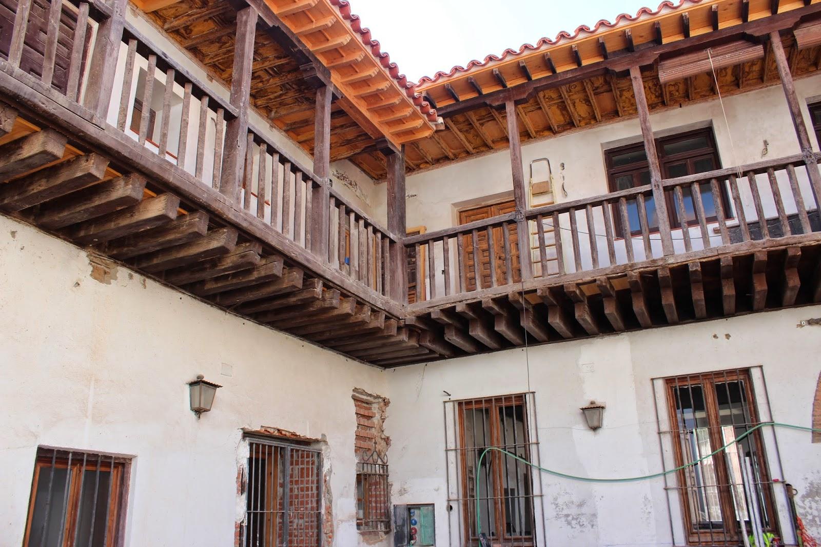 Hospital de Antezana en Alcalá de Henares