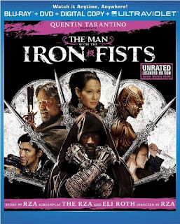 resensi film, film review, The Man with the Iron Fists, 2012, pic