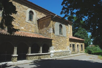 Siero, Tiñana, iglesia parroquial