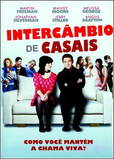 Download - Intercâmbio de Casais DVDRip - AVI - Dual Áudio