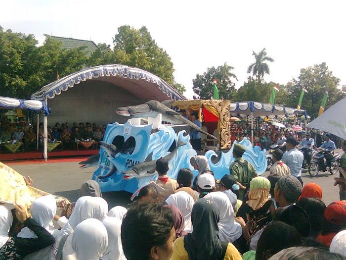 karnaval HUT RI 2009