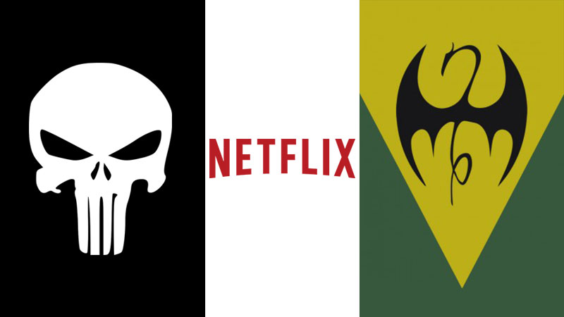 Punisher series Netflix Iron Fist cancelled