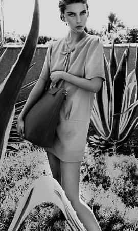 Massimo Dutti catálogo mujer primavera 2012