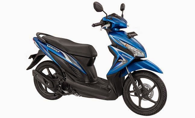 Motor Matic Honda All New Vario 150 cc 2014 - otonity.com