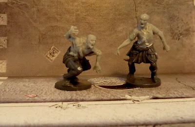 Zombicide converting zombies mantic plastic conversion