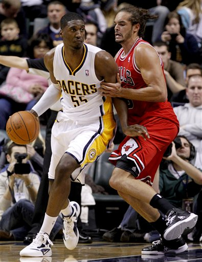 ROY HIBBERT - INDIANA PACERS