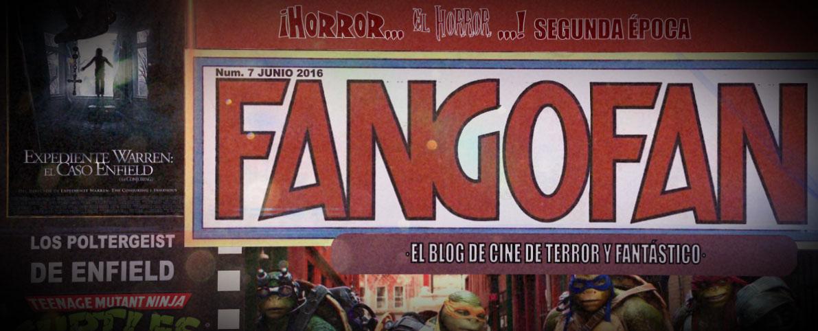 FANGOFAN ¡Horror... el horror...! S.E.