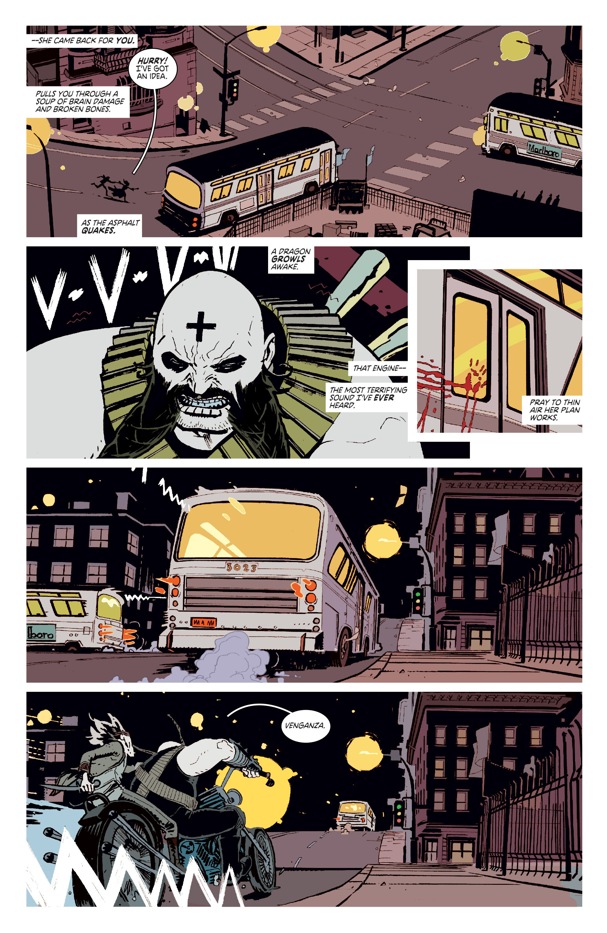 Read online Deadly Class comic -  Issue # _TPB 3 - 17