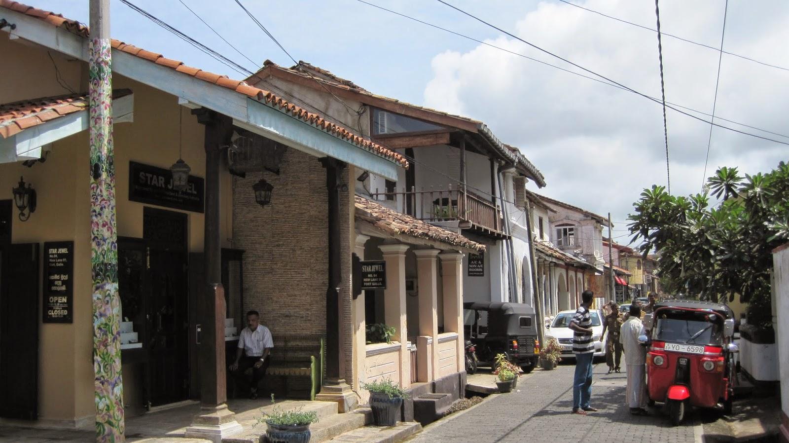 Ciudad colonial de Galle (Sri Lanka)