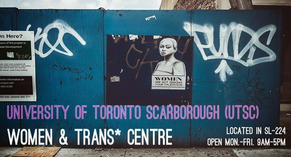 UTSC Women and Trans Centre