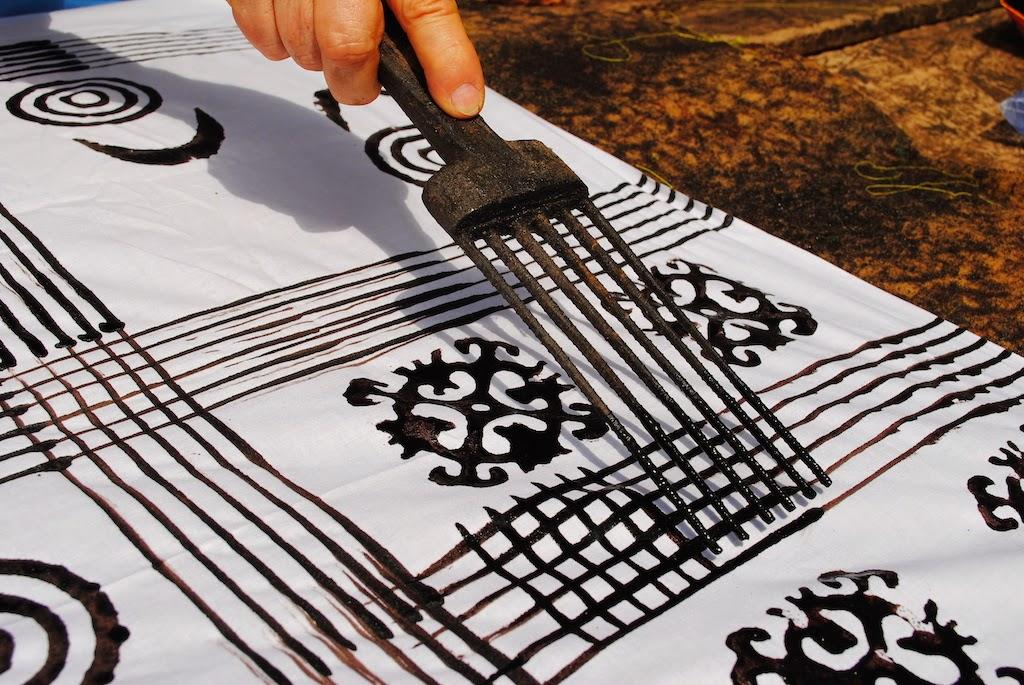 s pastiche adinkra cloth make your own adinkra