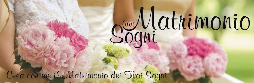 Matrimonio dei Sogni Blog