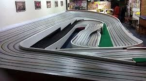 american royal slot car track