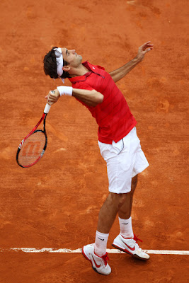 Roger Federer 2011 French Open