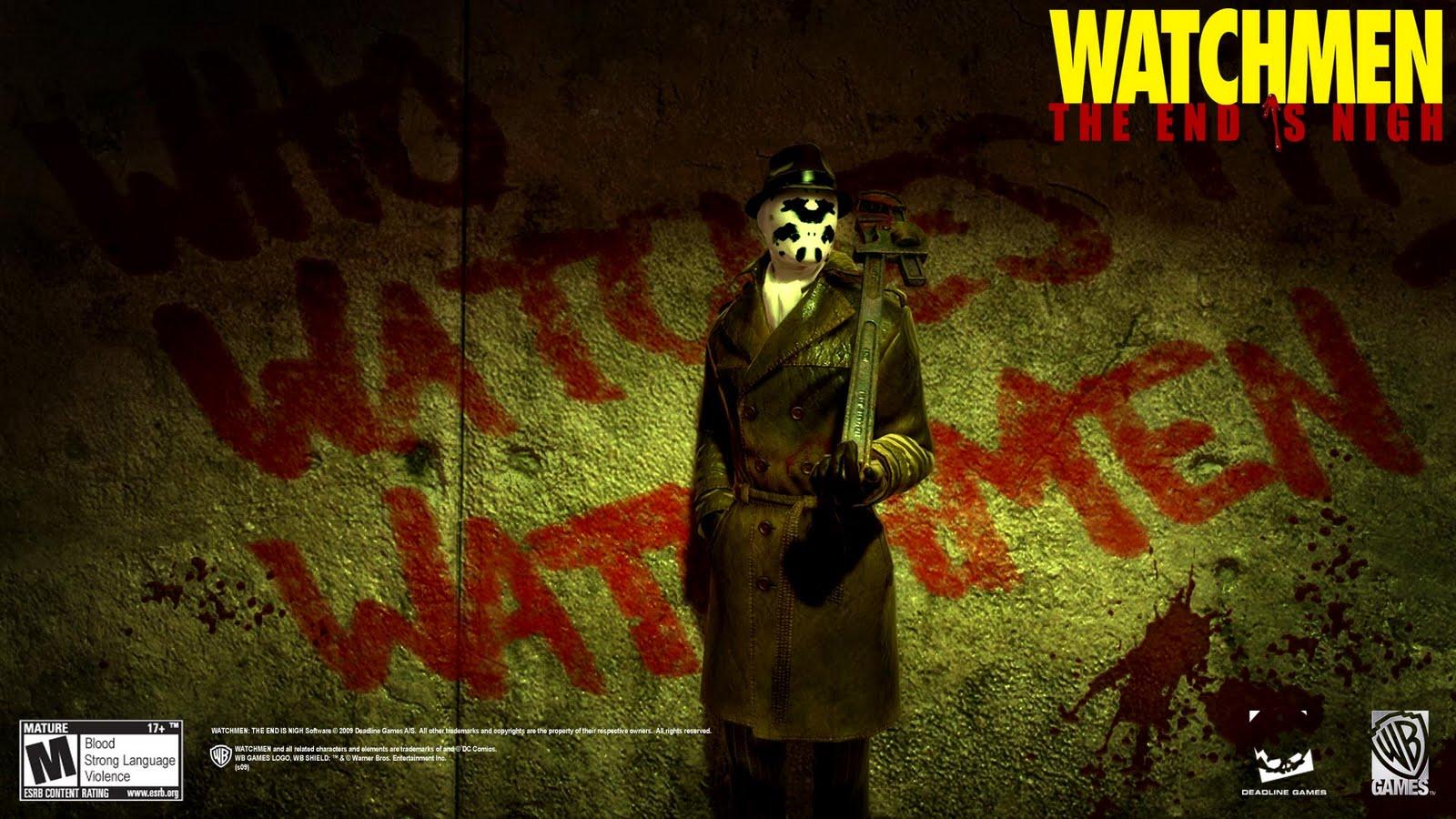 darcy cruz watchmen wallpaper hd