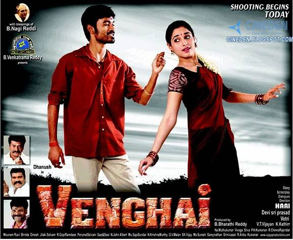 Venghai (2011) - Tamil Movie Review