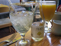 Beverages at Cafette