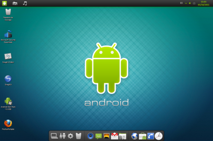 (Aporte) Tu Windows con Android!