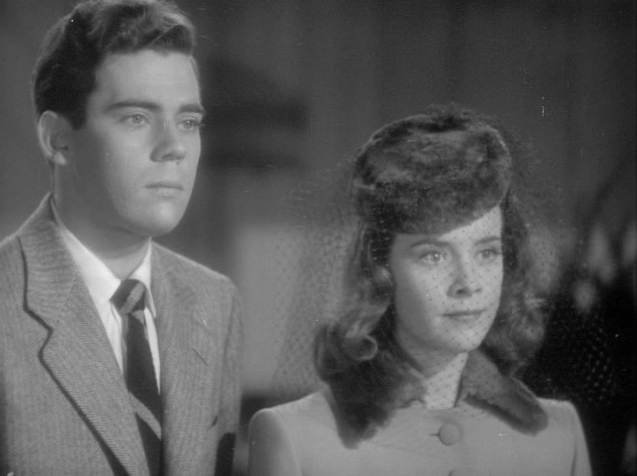 Elliott Reed and Susan Peters in Young Ideas 1943