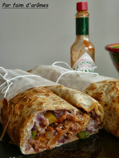 Battle food #11 Burritos