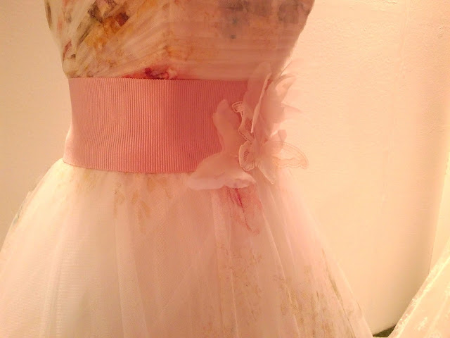 abito rosa primavera
