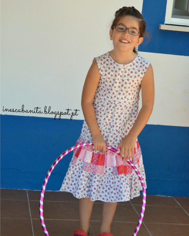 sew Full circle dress