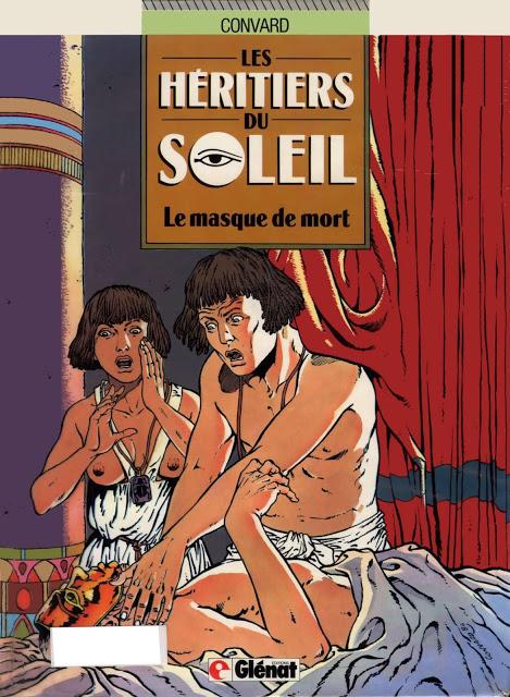 Les Héritiers du soleil 01-13. Convard et Bihel (Série finie)