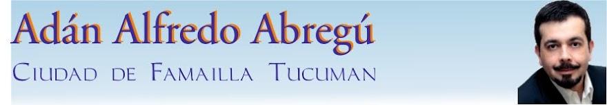 Adan Alfredo Abregú