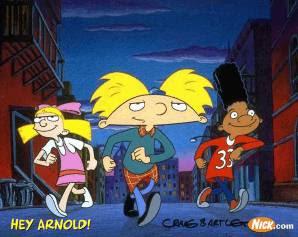 Juegos de Nick – Derriba a tu oponente Hey Arnold!