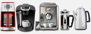 Types of Coffeemakers