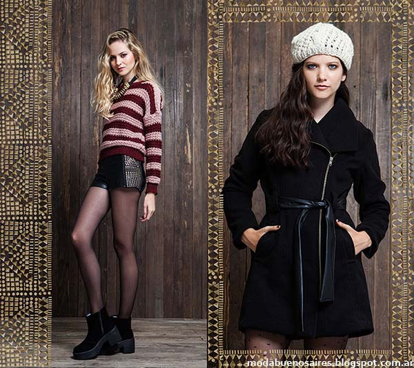 Rimmel otoño invierno 2014 moda otoño invierno 2014.