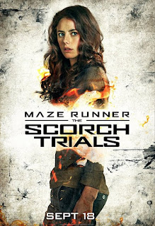 the maze runner the scorch trials kaya scodelario