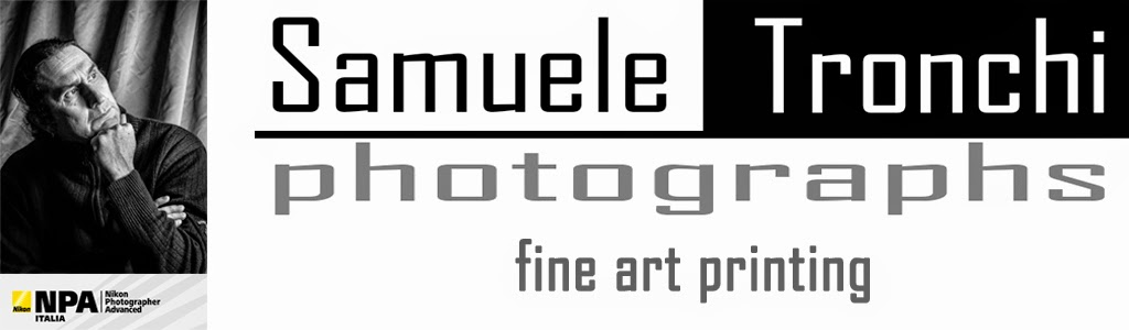 Samuele Tronchi fotografia stampa fine art