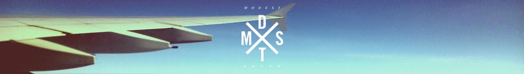 MODEST SOUTH - MDST - TAK TO SIE ROBI NA POLUDNIU