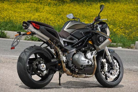 2011 Benelli TNT 899 and TNT 1130 motorcycle