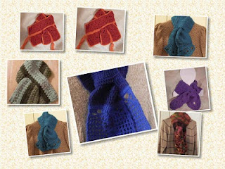 crochet scarf pattern collection