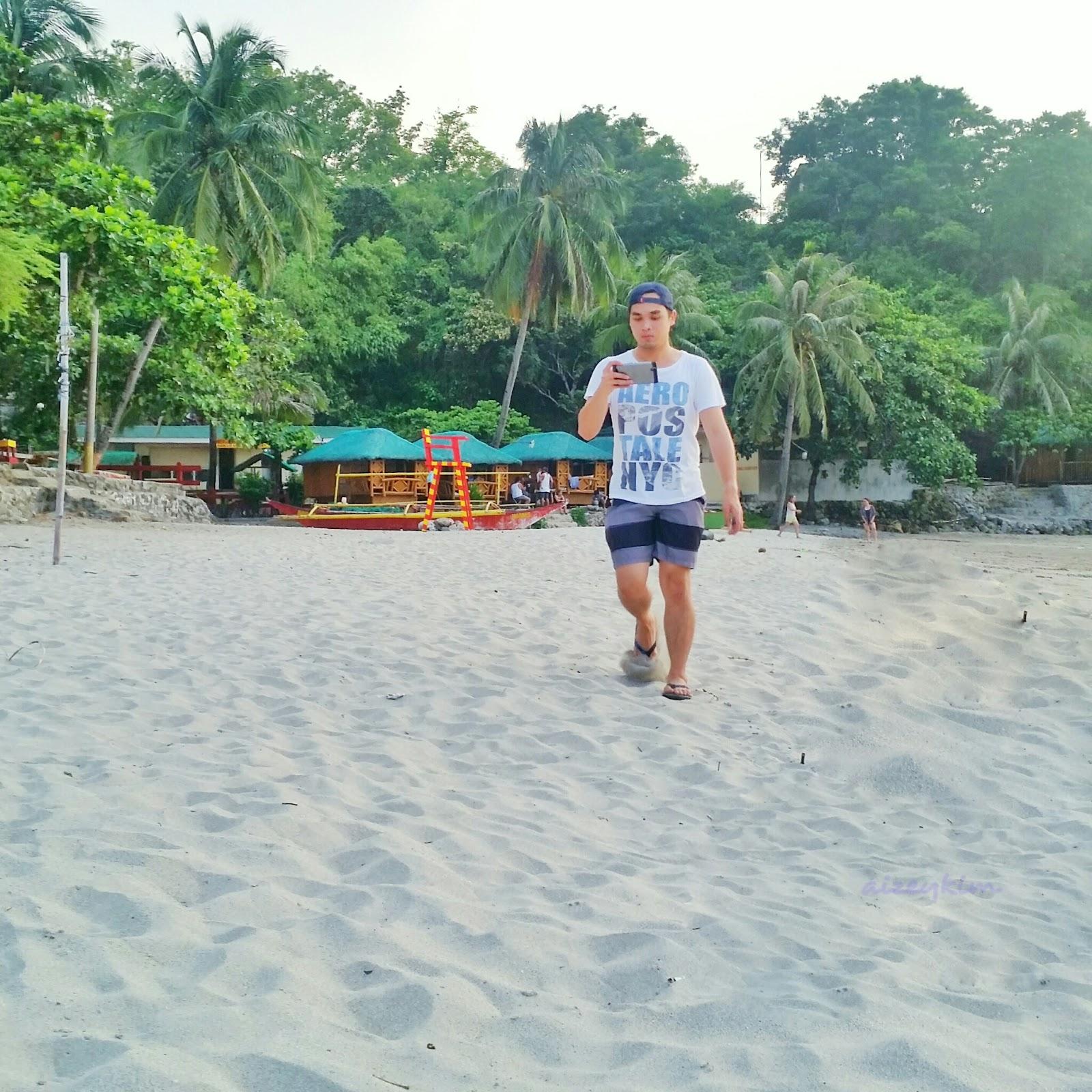aizeenerary Katungkulan Beach Boracay De Cavite August 2015