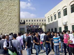 Twinning blog with Al Quds University Abu Dis